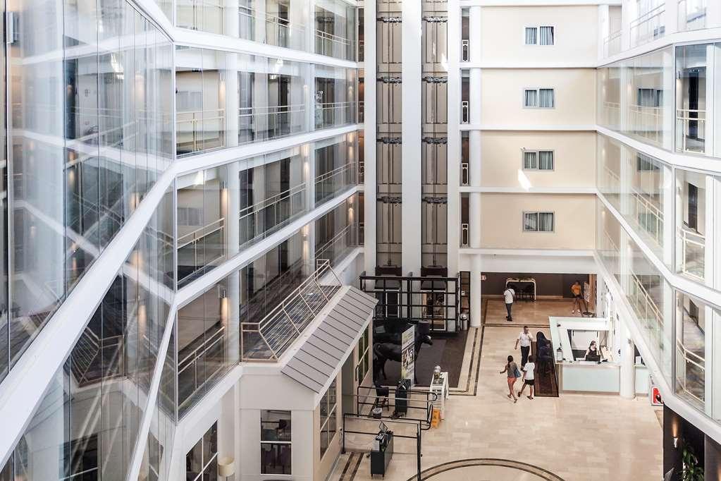 Best Western Stockholm Jarva - Lobbyansicht