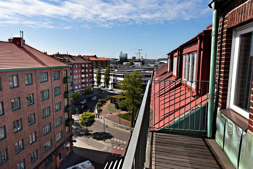 Best Western Arena Hotel Gothenburg - City View