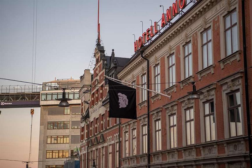 Hotel Frantz, BW Premier Collection - Aussenansicht