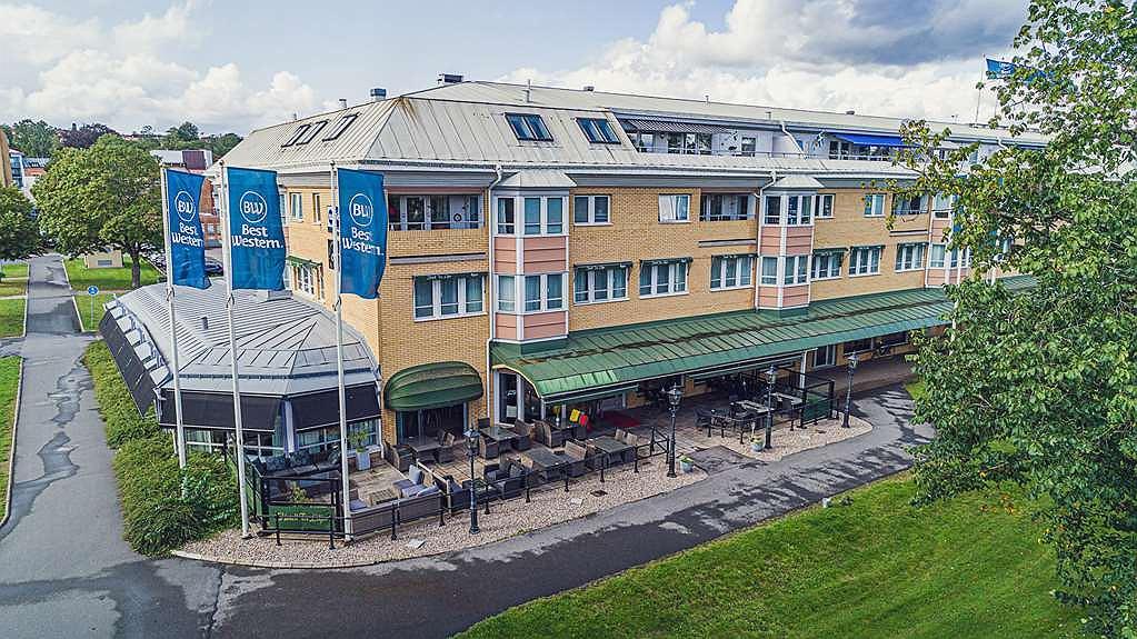 Best Western Hotel Varnamo - Aussenansicht