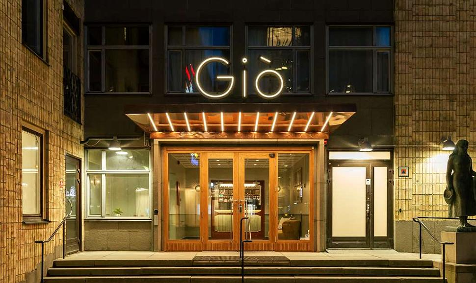 Hotel Gio, BW Signature Collection - Vista exterior