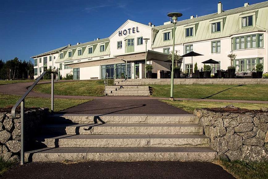 Landvetter Airport Hotel, BW Premier Collection - Vista exterior
