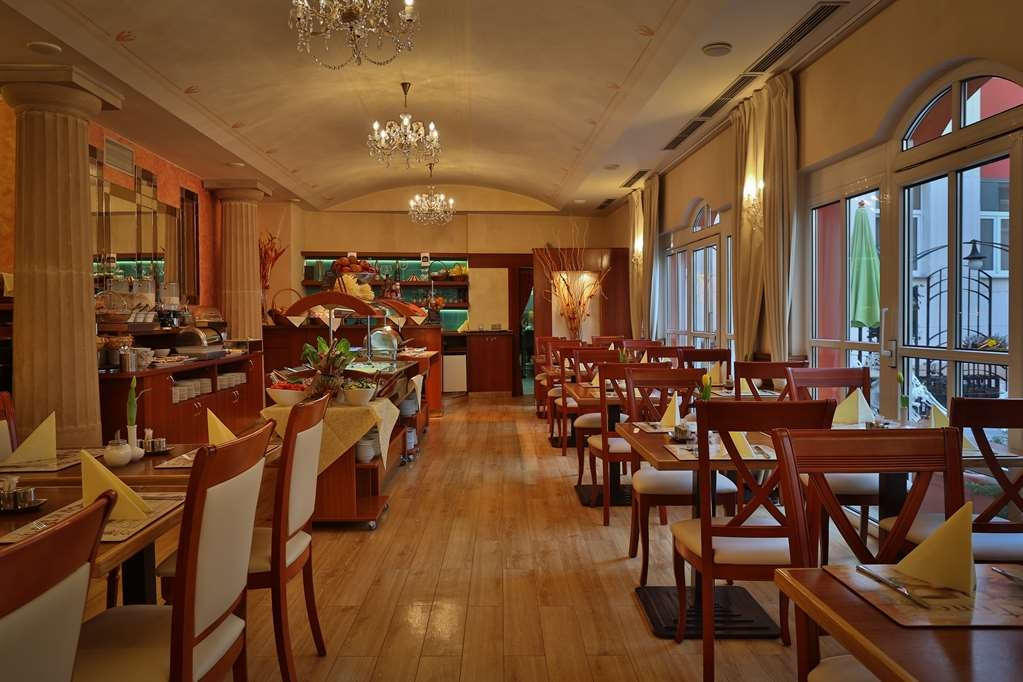 Best Western Plus Hotel Meteor Plaza - Restaurant / Etablissement gastronomique