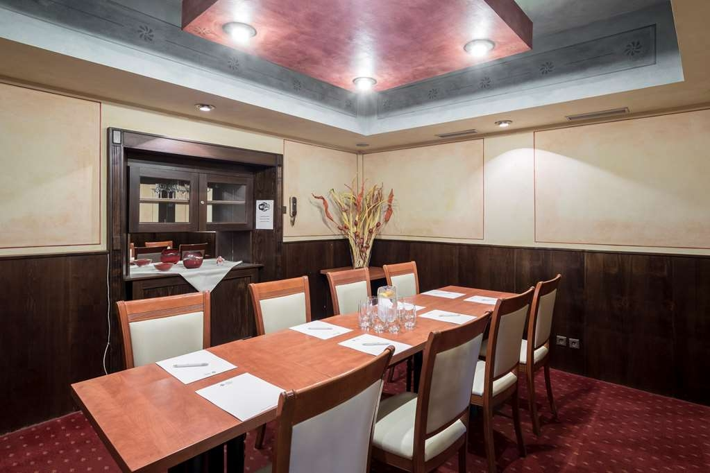 Best Western Plus Hotel Meteor Plaza - Meeting room
