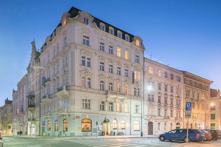 Best Western City Hotel Moran - Aussenansicht
