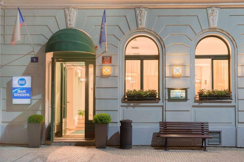 Best Western City Hotel Moran - Außenansicht