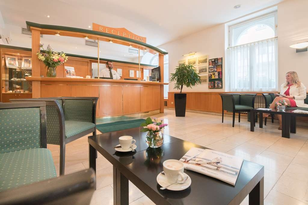 Best Western City Hotel Moran - Hall