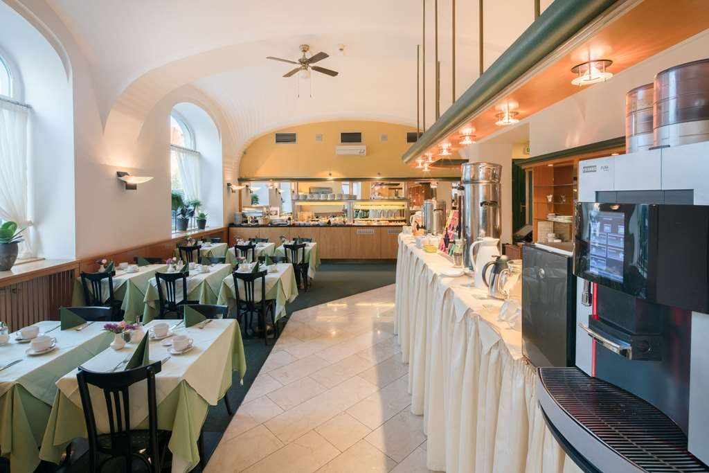 Best Western City Hotel Moran - Breakfast Area