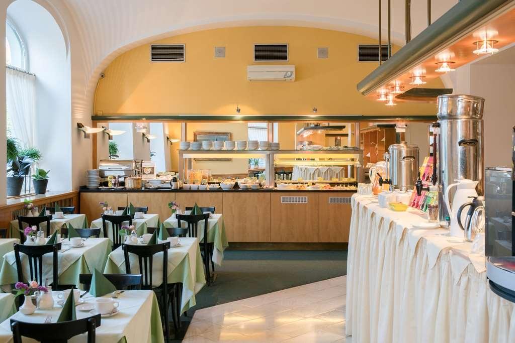Best Western City Hotel Moran - Restaurant / Gastronomie
