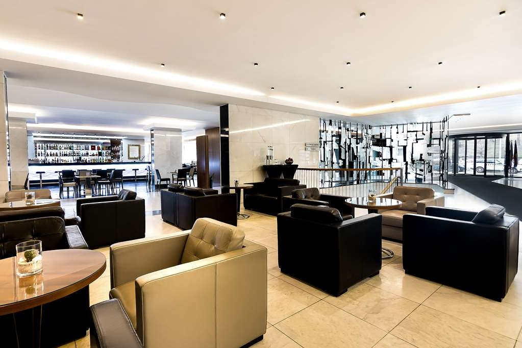 Best Western Premier Hotel International - Vue du lobby