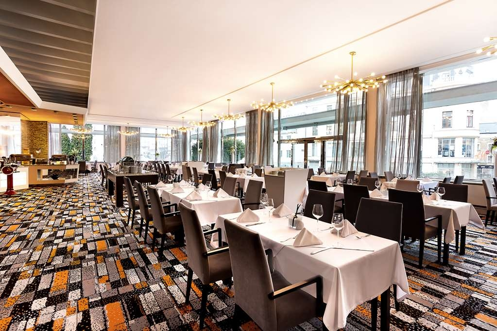 Best Western Premier Hotel International - Restaurant / Etablissement gastronomique