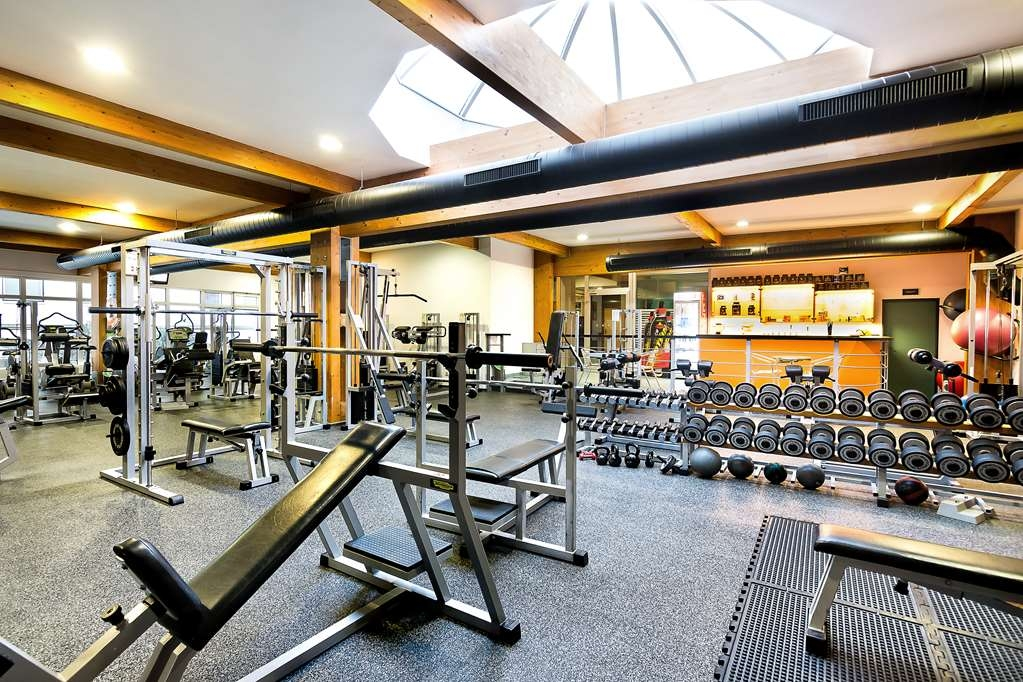 Best Western Premier Hotel International - Club de remise en forme