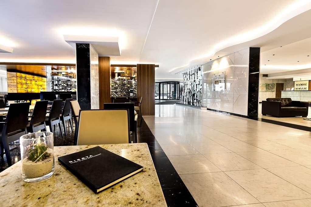 Best Western Premier Hotel International - Restaurant
