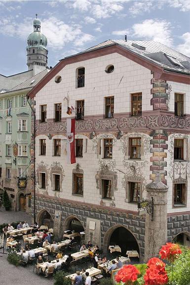 Best Western Plus Hotel Goldener Adler - Facciata dell'albergo