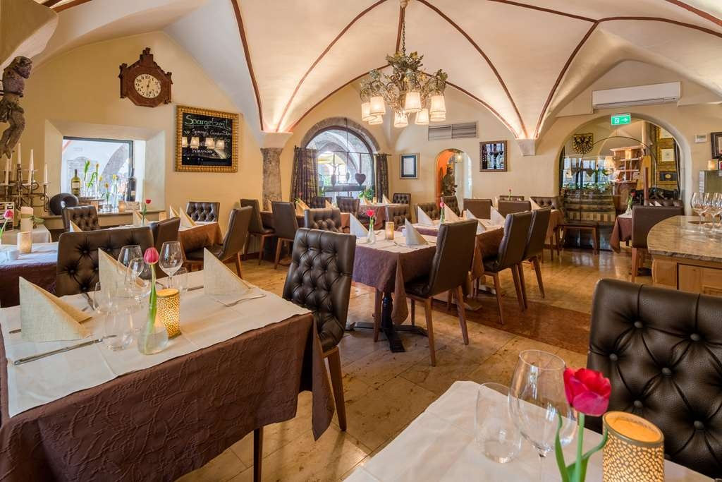 Best Western Plus Hotel Goldener Adler - Restaurant