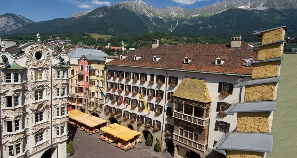 Best Western Plus Hotel Goldener Adler - Exterior view