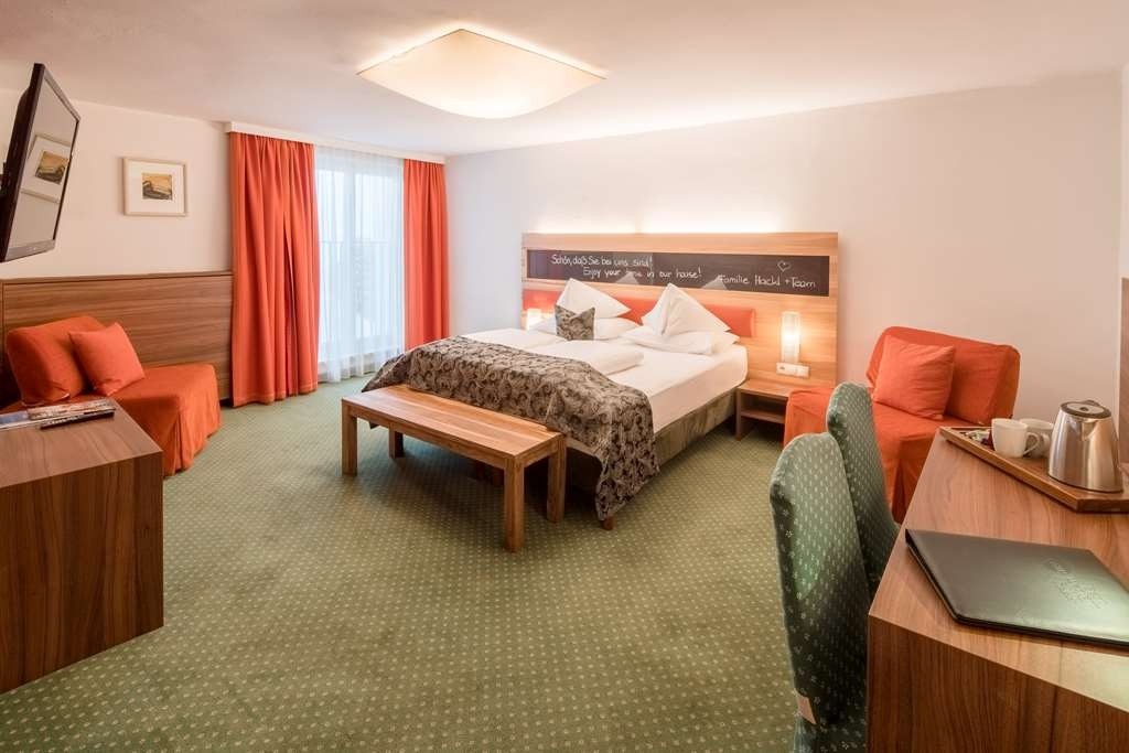 Best Western Plus Hotel Goldener Adler - Guest room
