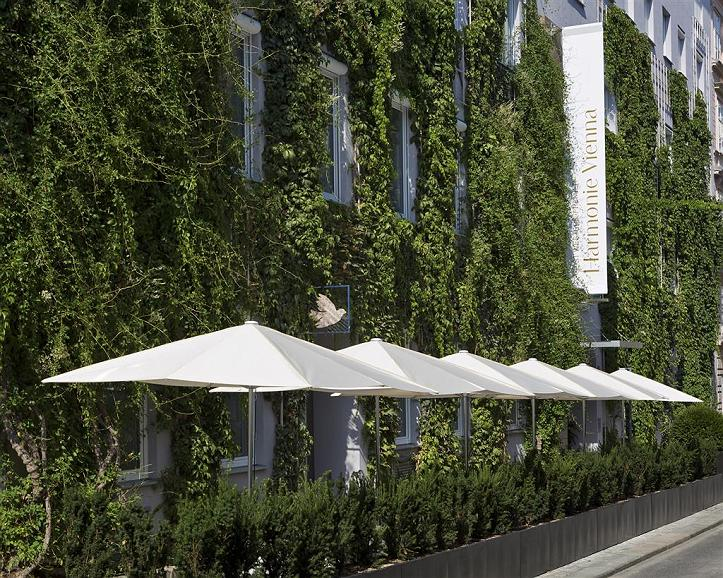 The Harmonie Vienna, BW Premier Collection - Terrasse
