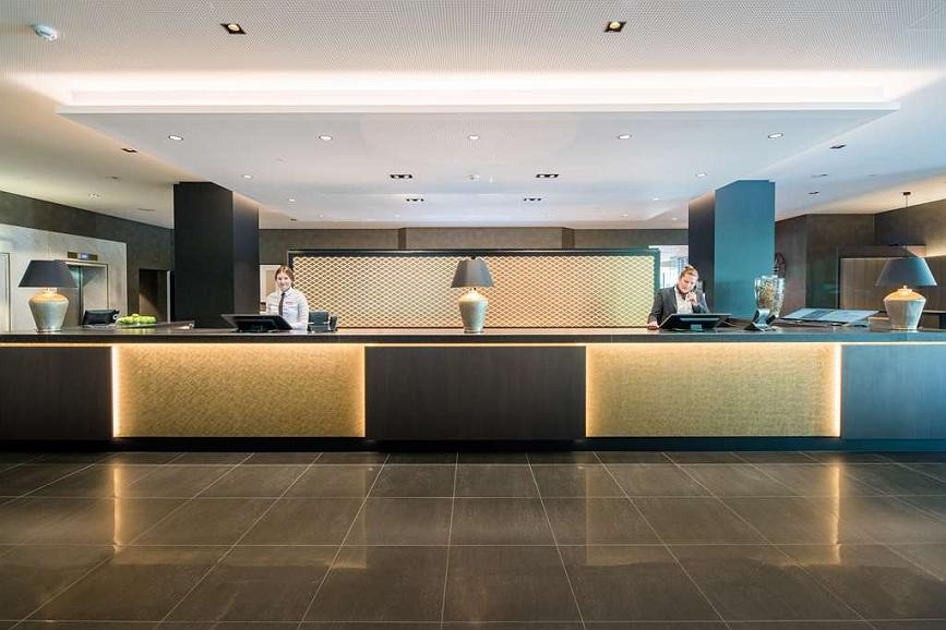 Best Western Premier Central Hotel Leonhard - Vue du lobby