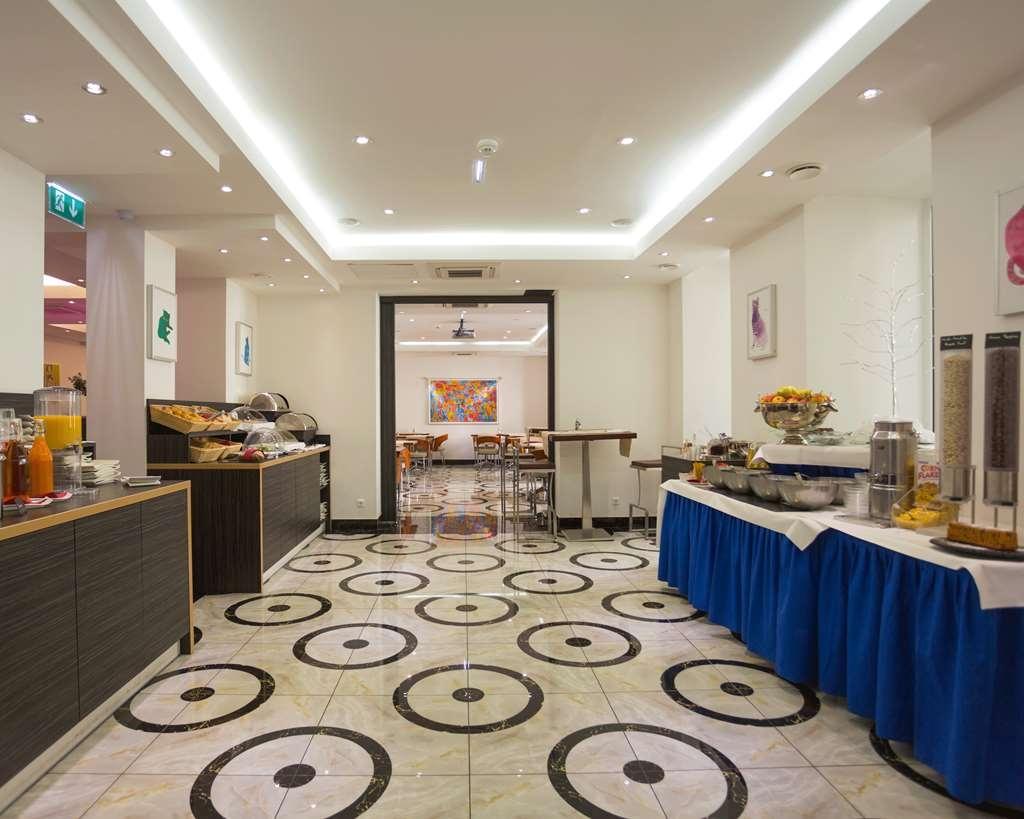 Best Western Plus Hotel Arcadia - Le petit déjeuner buffet