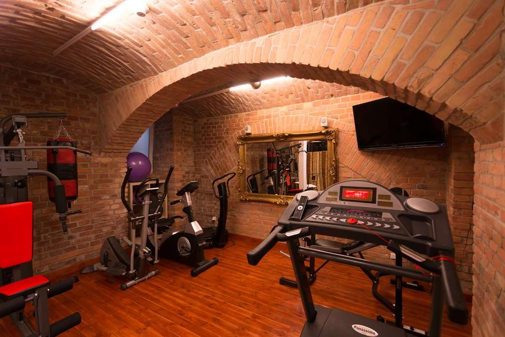 Best Western Plus Hotel Arcadia - Fitness Center