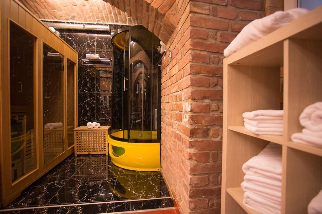 Best Western Plus Hotel Arcadia - Sauna