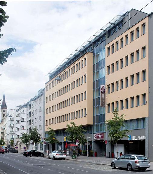 Best Western Plus Amedia Wien - Vue extérieure