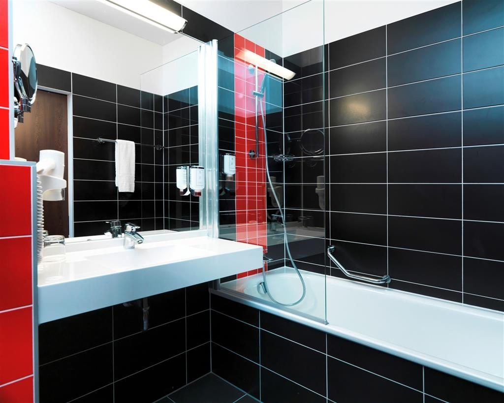 Best Western Plus Amedia Wien - Badezimmer