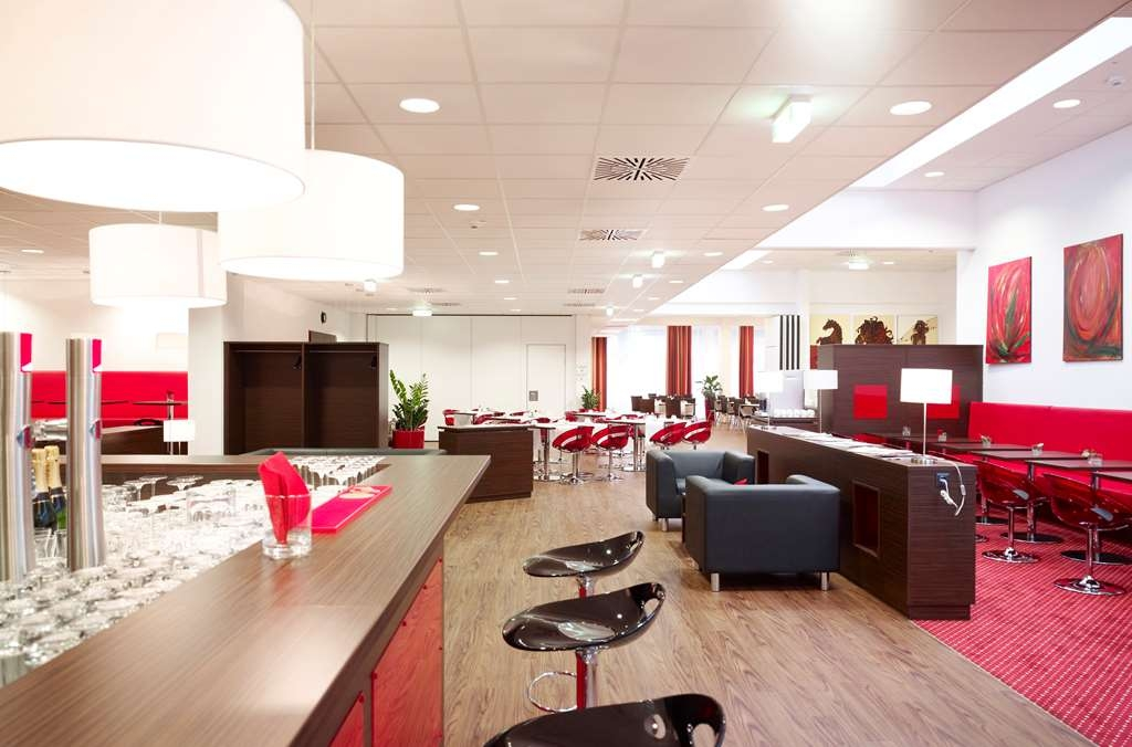 Best Western Plus Amedia Wien - Bar / Lounge
