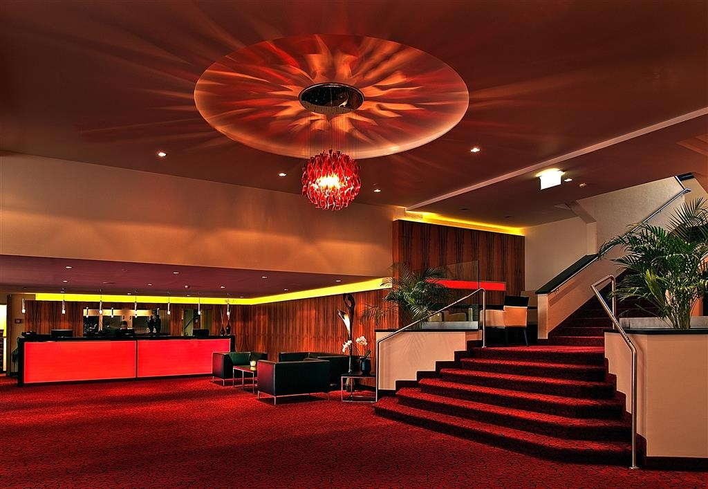 Best Western Amedia Wels - Hall