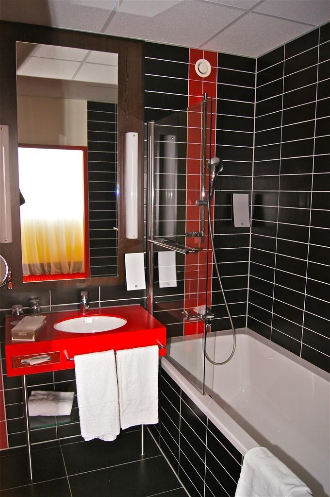 Best Western Plus Amedia Art Salzburg - Cuarto de baño de clientes