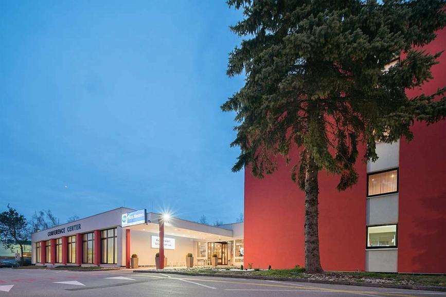 Best Western Smart Hotel - Vista exterior