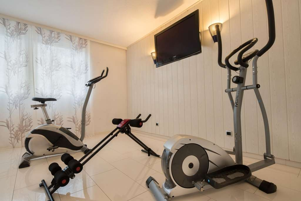 Best Western Smart Hotel - Fitnessstudio