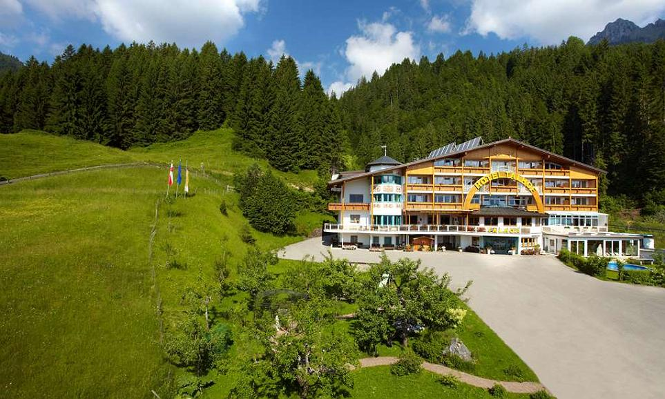 Best Western Panoramahotel Talhof - Facciata dell'albergo