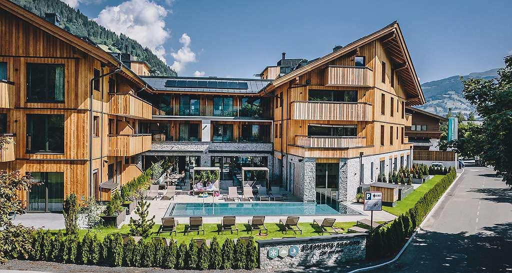 Elements Resort Zell am See, BW Signature Collection - Vista exterior