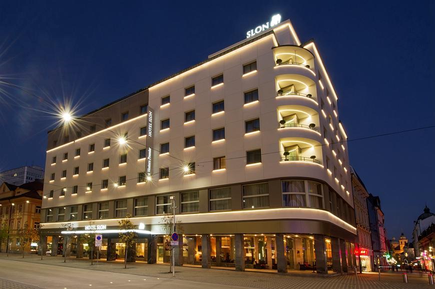 Best Western Premier Hotel Slon - Area esterna