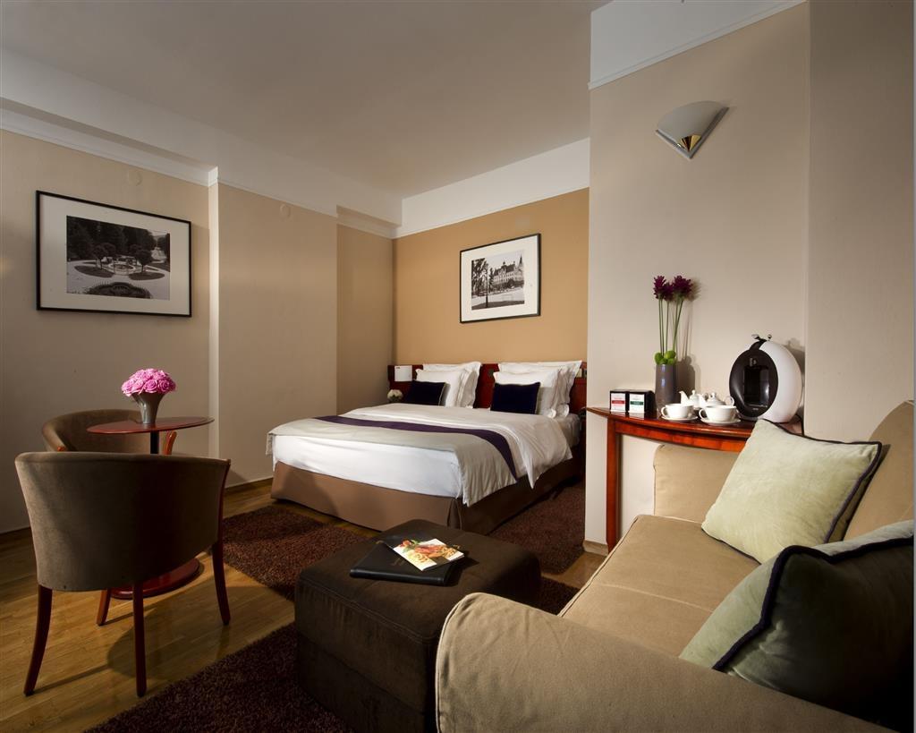 Best Western Premier Hotel Slon - Camera deluxe