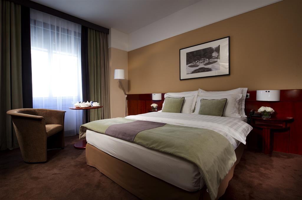Best Western Premier Hotel Slon - Chambres / Logements