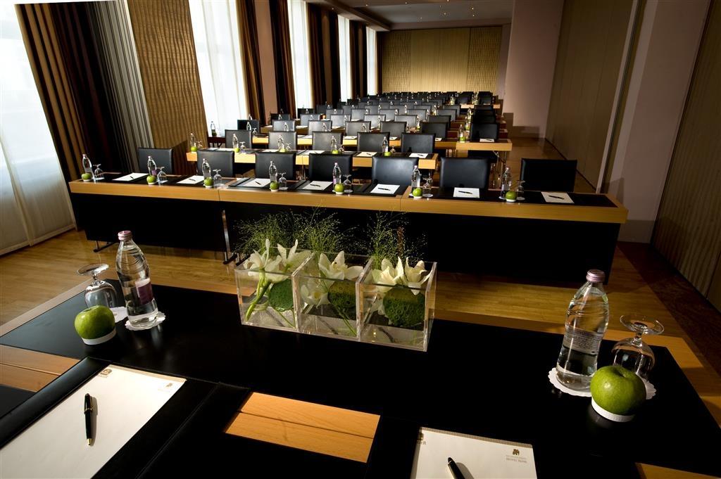 Best Western Premier Hotel Slon - Salle de réunion