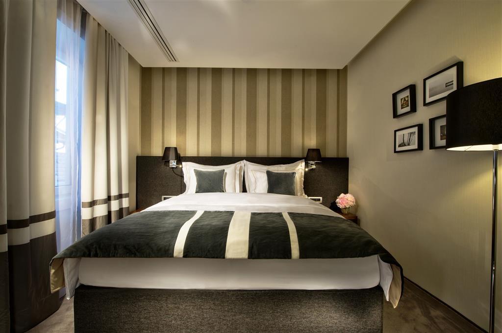 Best Western Premier Hotel Slon - Habitaciones/Alojamientos