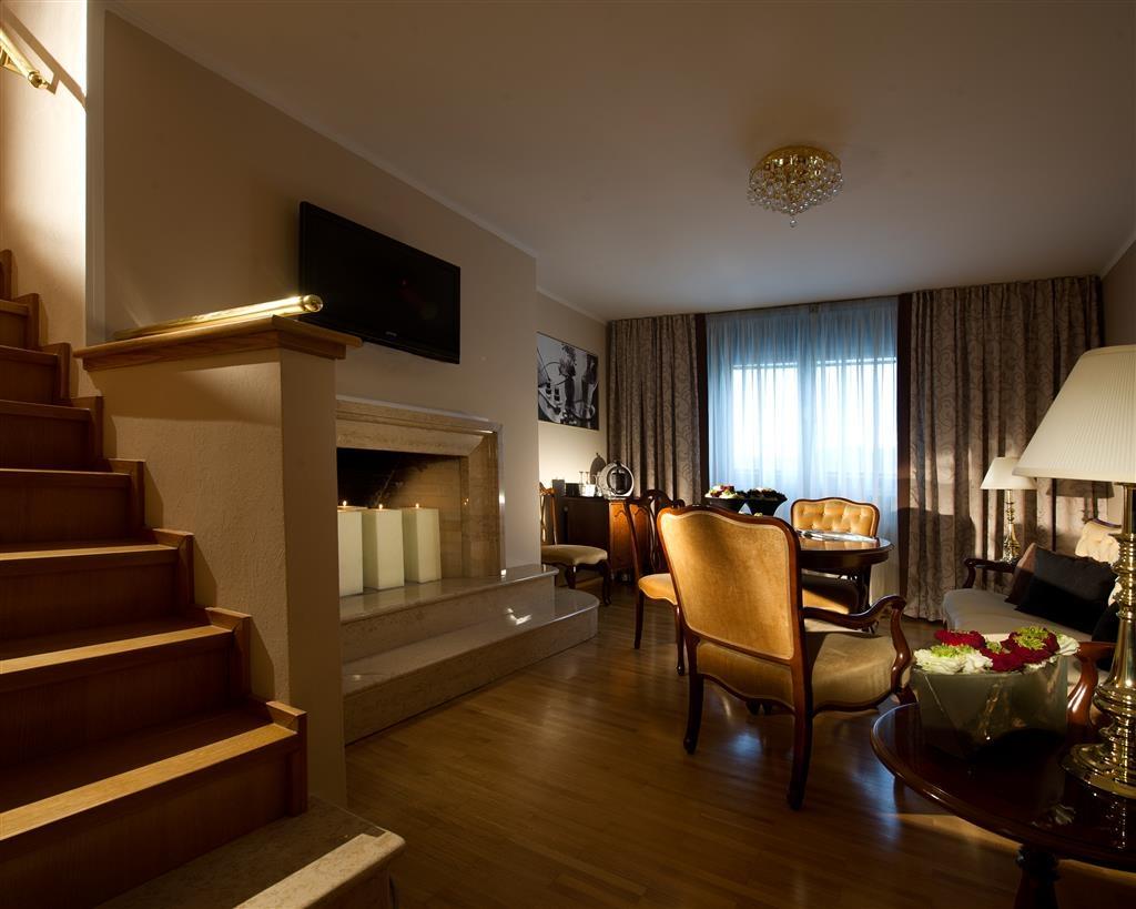 Best Western Premier Hotel Slon - Chambre