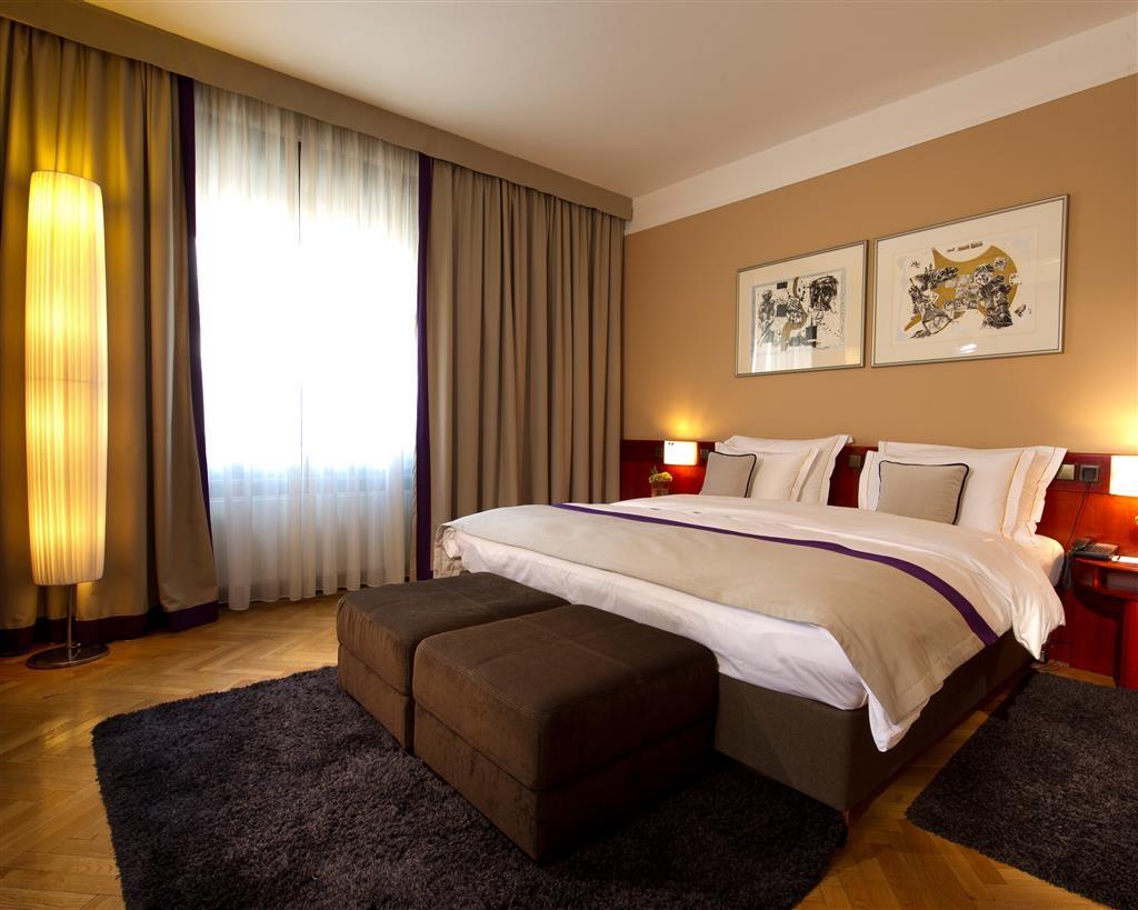 Best Western Premier Hotel Slon - Suite en esquina