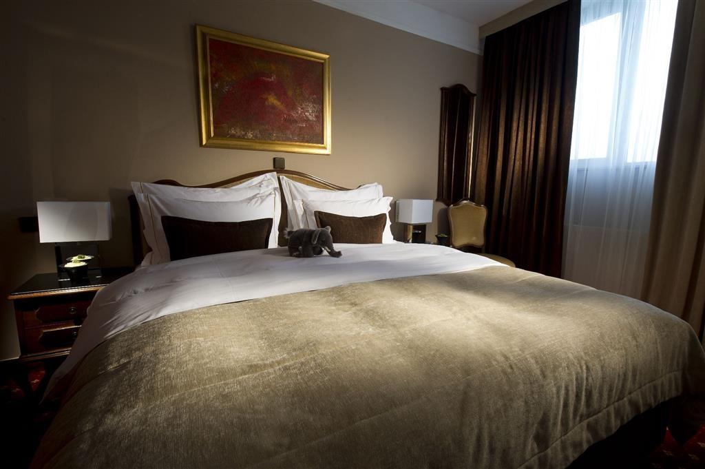 Best Western Premier Hotel Slon - Camera