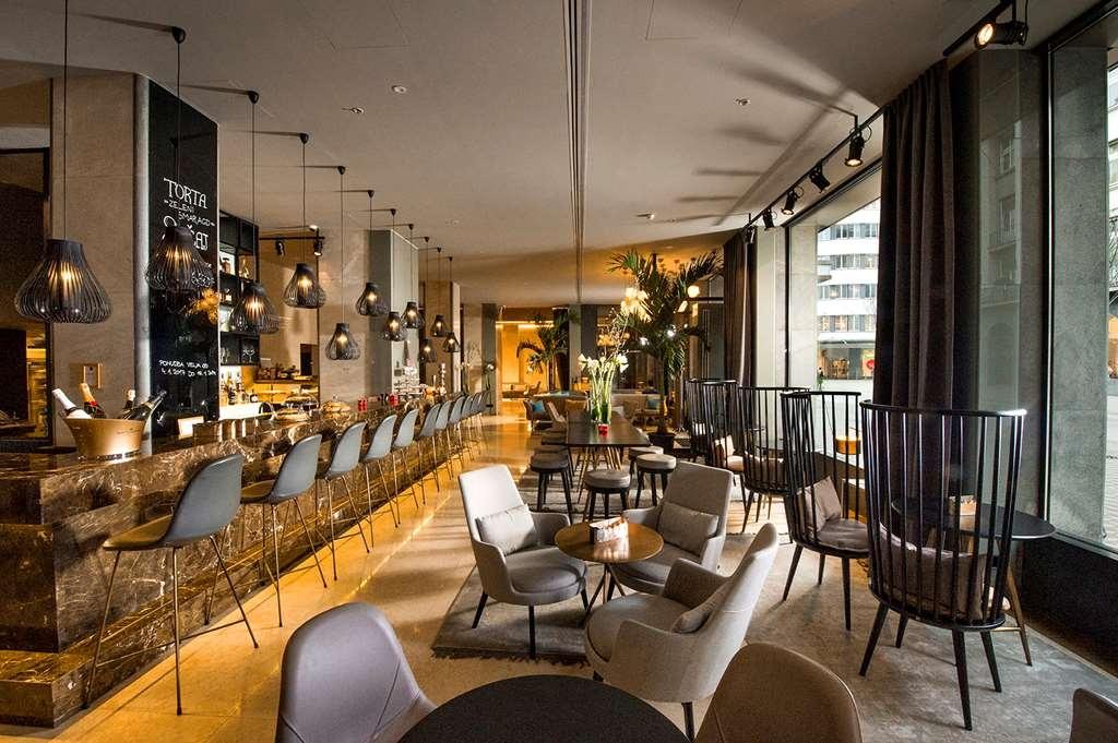 Best Western Premier Hotel Slon - Bar/Salón