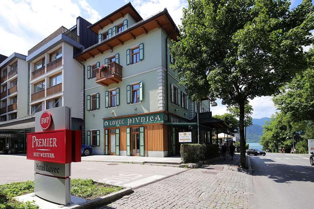 Best Western Premier Hotel Lovec - Vista Exterior