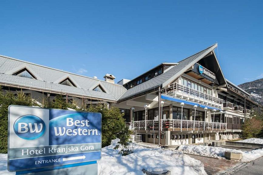Best Western Hotel Kranjska Gora - Exterior