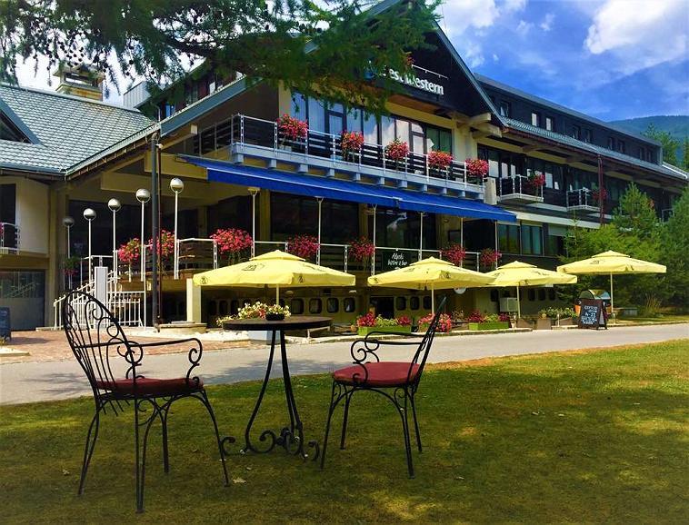 Best Western Hotel Kranjska Gora - Vue extérieure