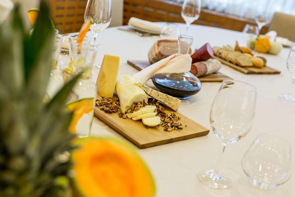 Best Western Hotel Kranjska Gora - Restaurant / Gastronomie
