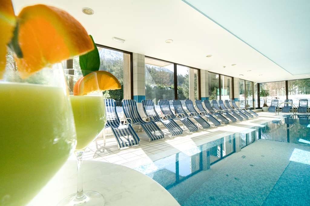Best Western Hotel Kranjska Gora - Pool