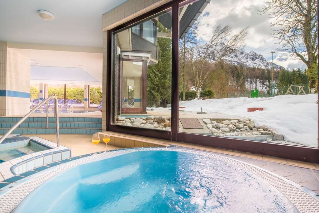 Best Western Hotel Kranjska Gora - Indoor pool